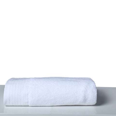 Bath Towel Luxury-White
