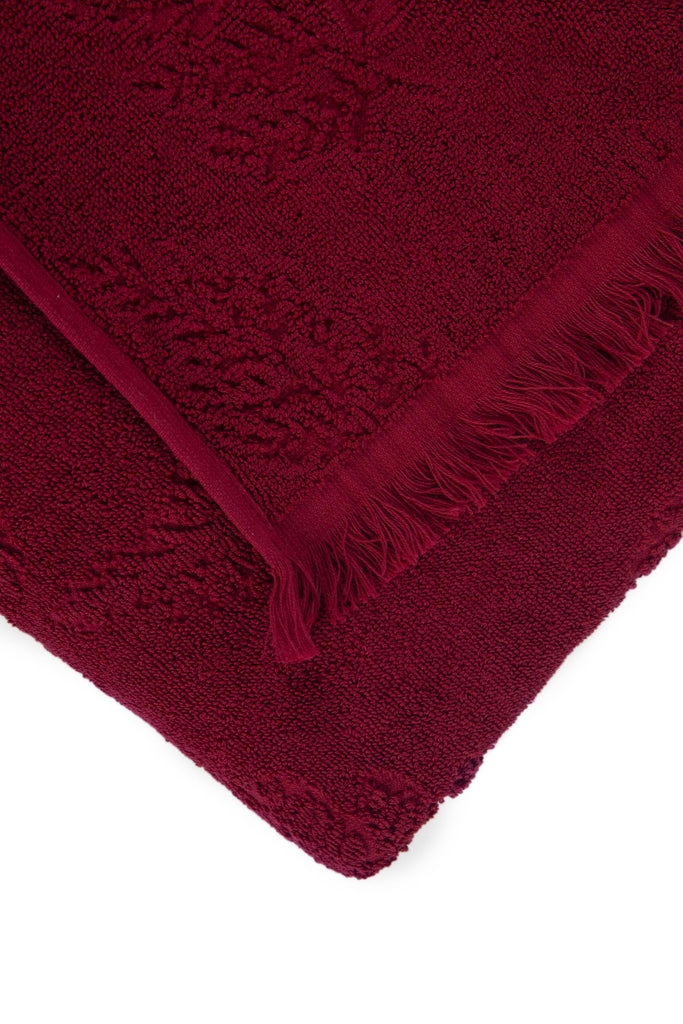 Biking Red- Bath  Towel