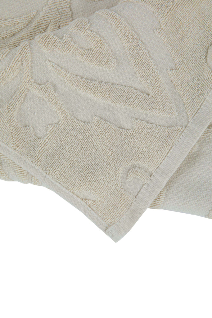 Sheer Ivory-Bath Towel