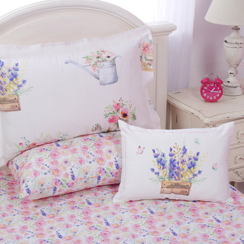Scented Garden - Bed Sheet