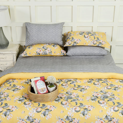Marigold Bed Sheet