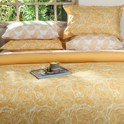 Paisley Batik Pillow Covers