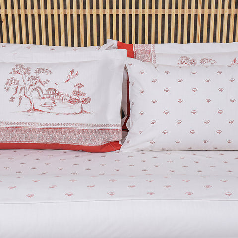 Block Print - Bed Sheets