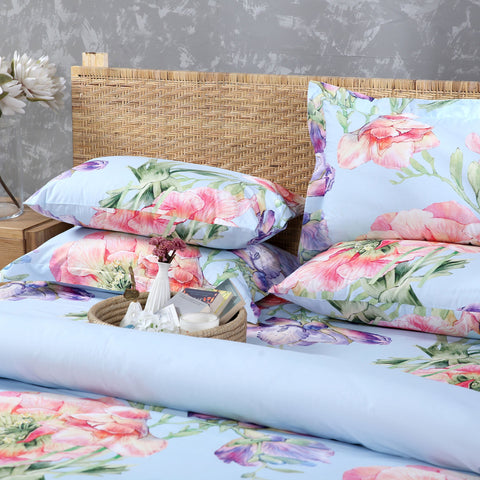 Scented Spring - Bed Sheet
