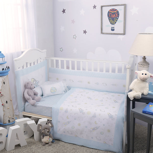 Space Rocket - Baby Cot