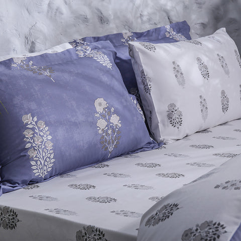 Ethnic Floral - Bed Sheet