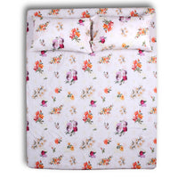 Photo Floral - Bed Sheet