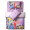 CityScape- Bed Sheet