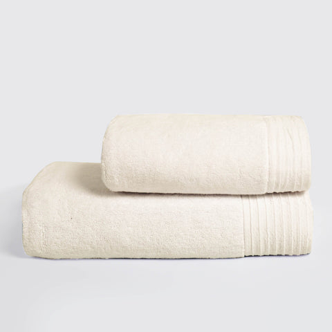Cream  Towel