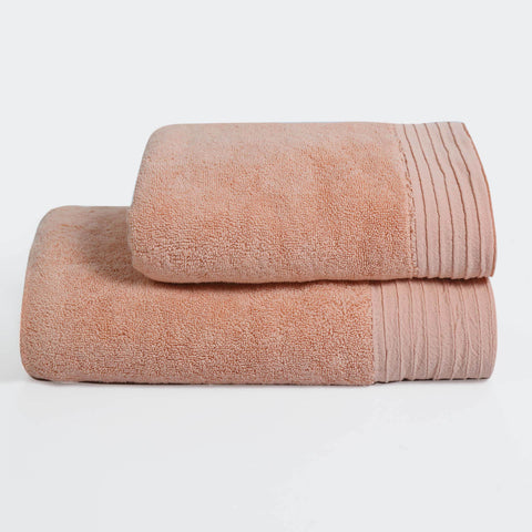 Peach  Towel