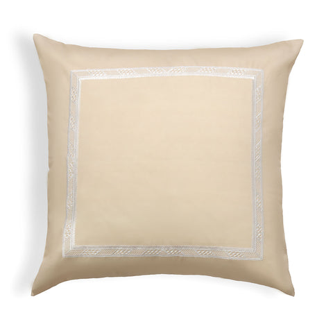 Lacy Cushion cover Peach