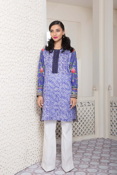 English Rose Sapphire Lawn Collection