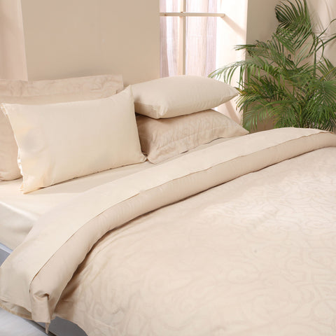Caramel - Bed Sheet