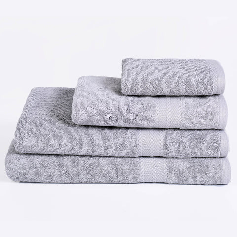 Grey  Towel