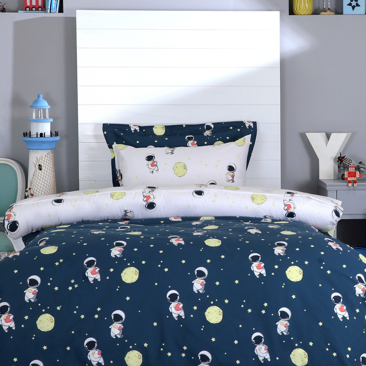 Space - Bed Sheet