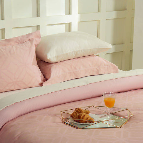 Apricot Bed Sheet