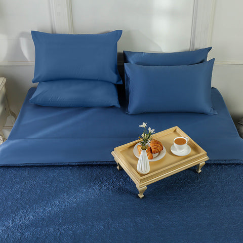 Ultramarine Bed Sheet