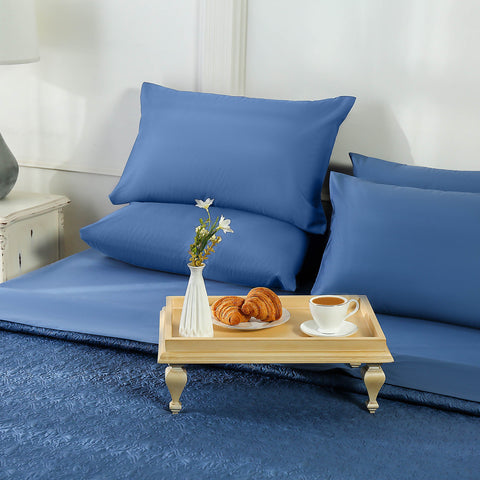 Ultramarine Bed Throw