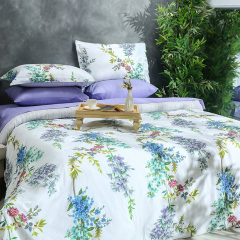 Floral Garden Pillow Covers