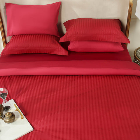 Burgundy Bed Sheet