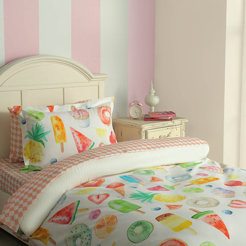 Sweet Treats Quilt Cover