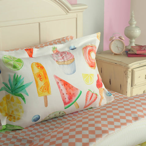 Sweet Treats Bed Sheet