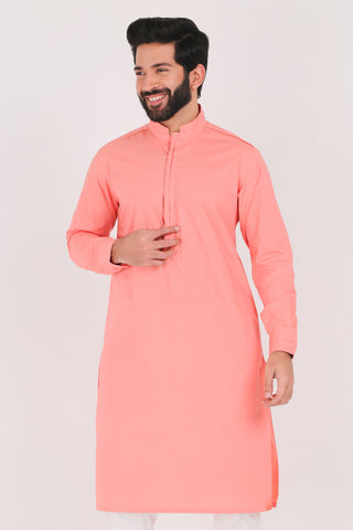 Crab Apple Kurta - Regular Fit