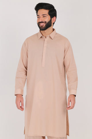 Light Taupe Kurta Shalwar