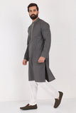 Deep Forest Poplin Kurta - SLIM FIT