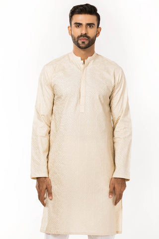 Embroidered Peyote Kurta