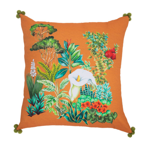 Opus Orange - Cushion Cover