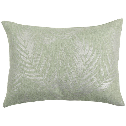 Palm Leaves (Silver)