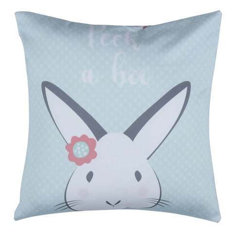 Peek a boo Cushion Cover