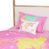 Quilt Cover Continents Girls