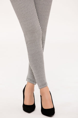 Signature Pattern Tights
