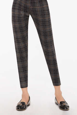 Classic Plaid Tights