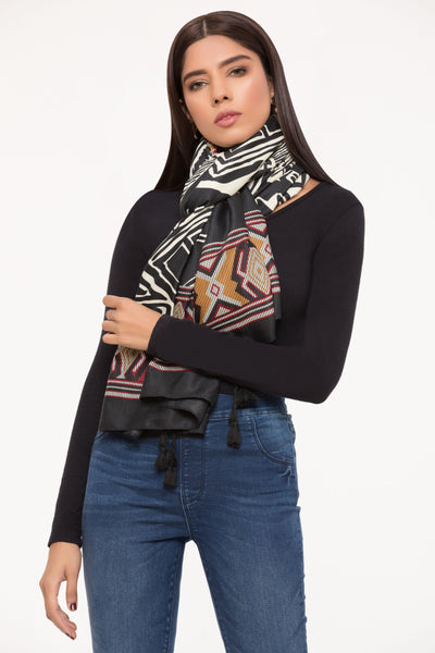 Tribal Chic Scarf