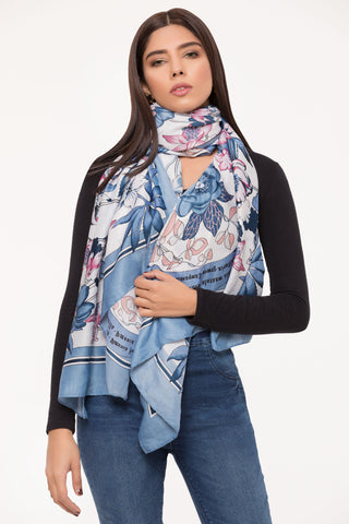 Pretty in Pastels Scarf