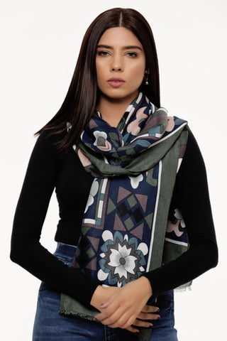 Passion Print Scarf