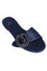 Blue Brooch Flats