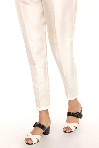 Silk Motley Off-White