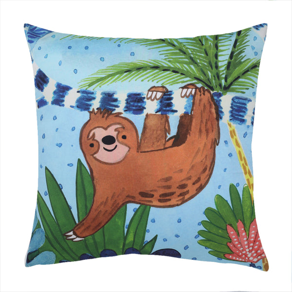 Sloth - Cushion Cover