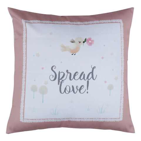 Spread Love Cushion Cover