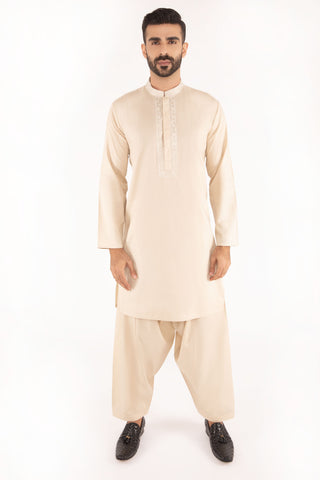 Coffee Kurta Shalwar