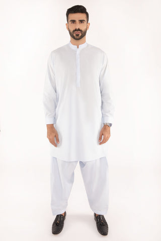 Light Blue Kurta Shalwar