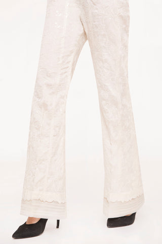 Tangled Tulip Off-White