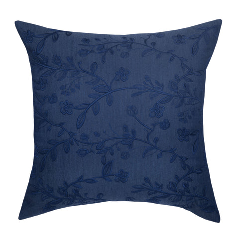 Voilet Indigo - Cushion Cover