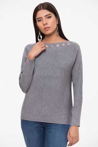 Nickel Sweater