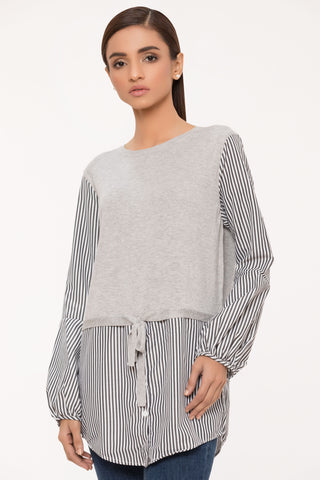 Ash Layers Sweater