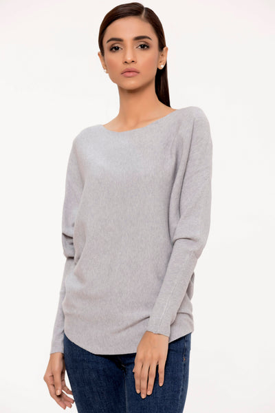Slate Chic Sweater